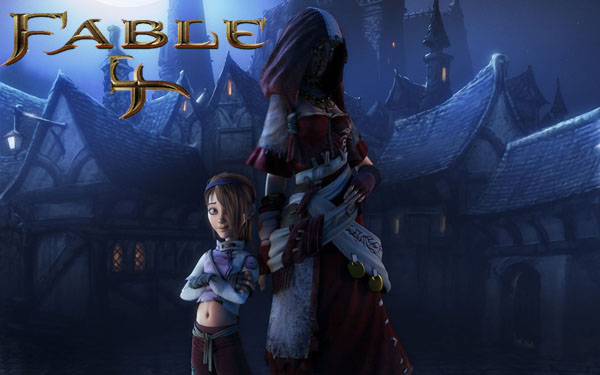 Fable 4,XBOX 360 Release date:2013